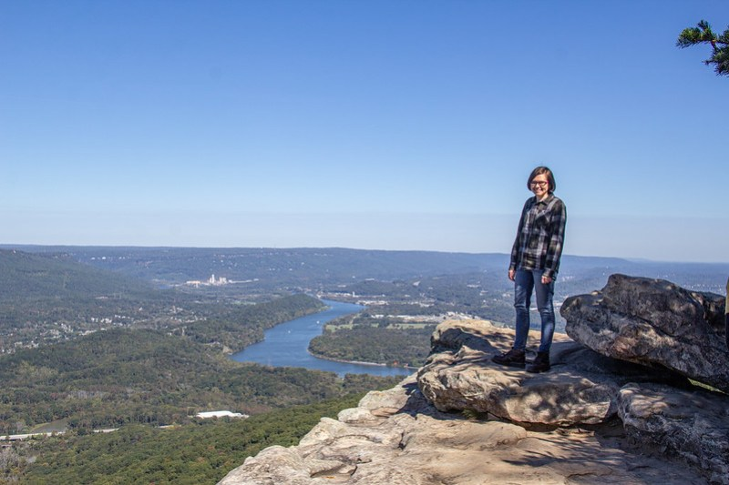 Lookout Mountain Hike90