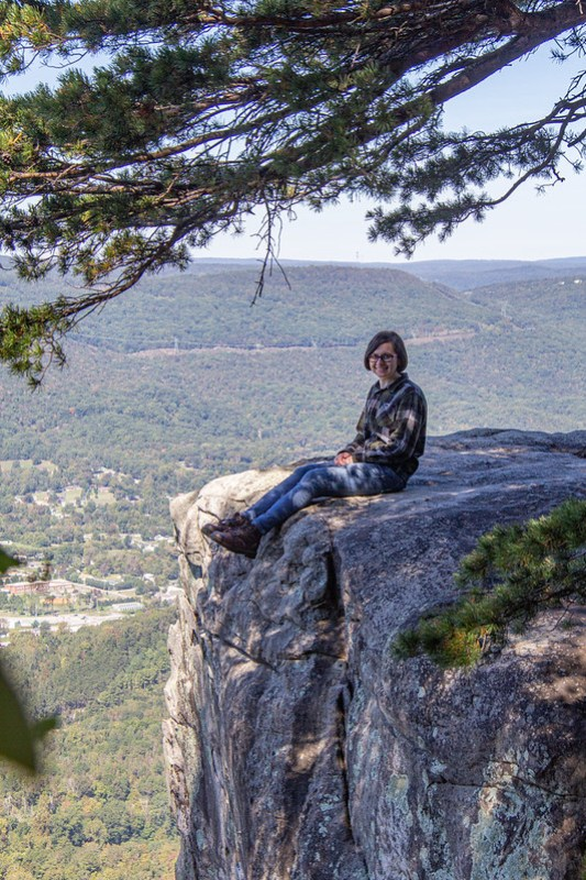 Lookout Mountain Hike100