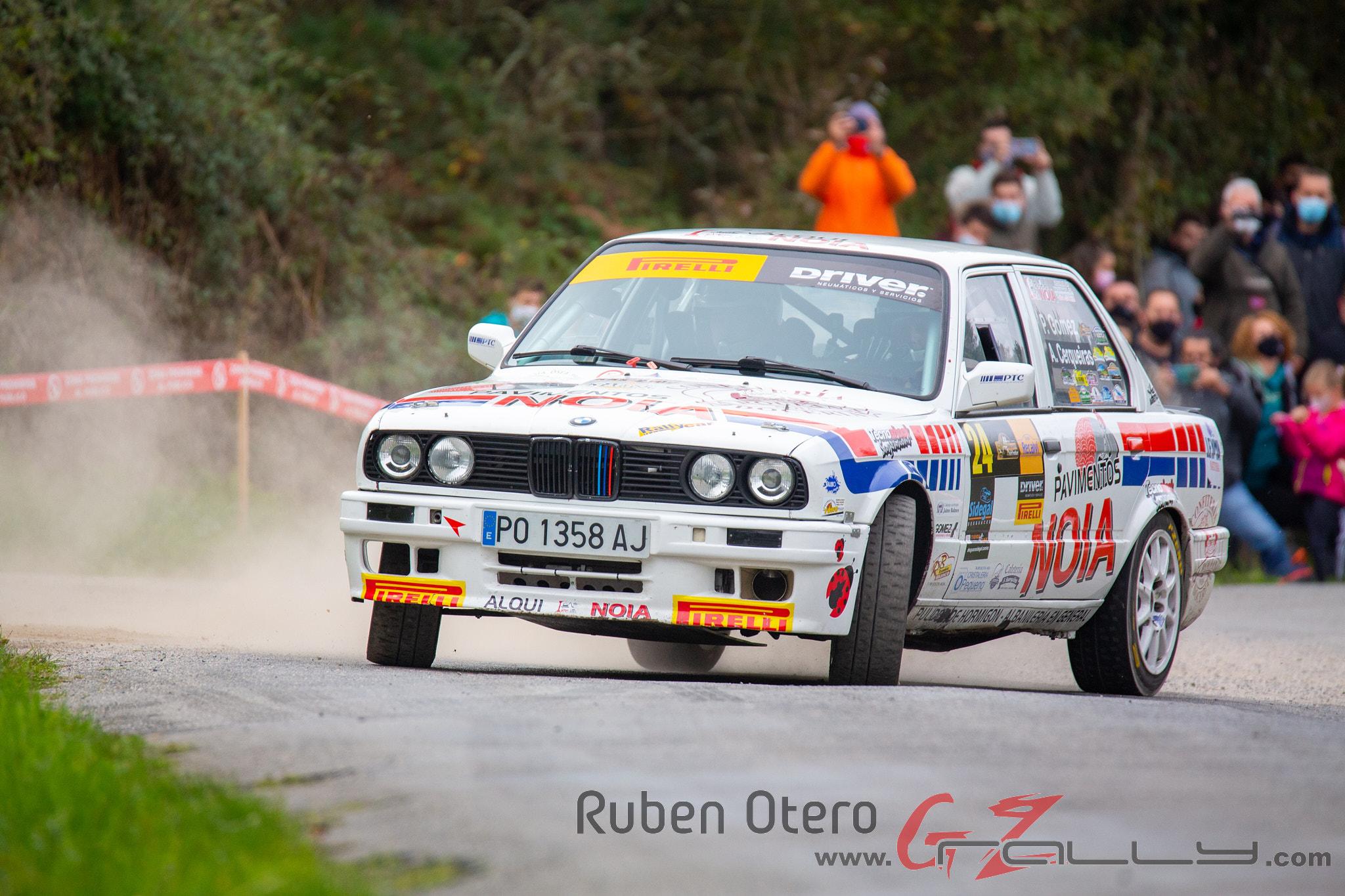 Rally San Froilan 2020 - Rubén Otero