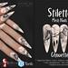 Stiletto Nails Chouette