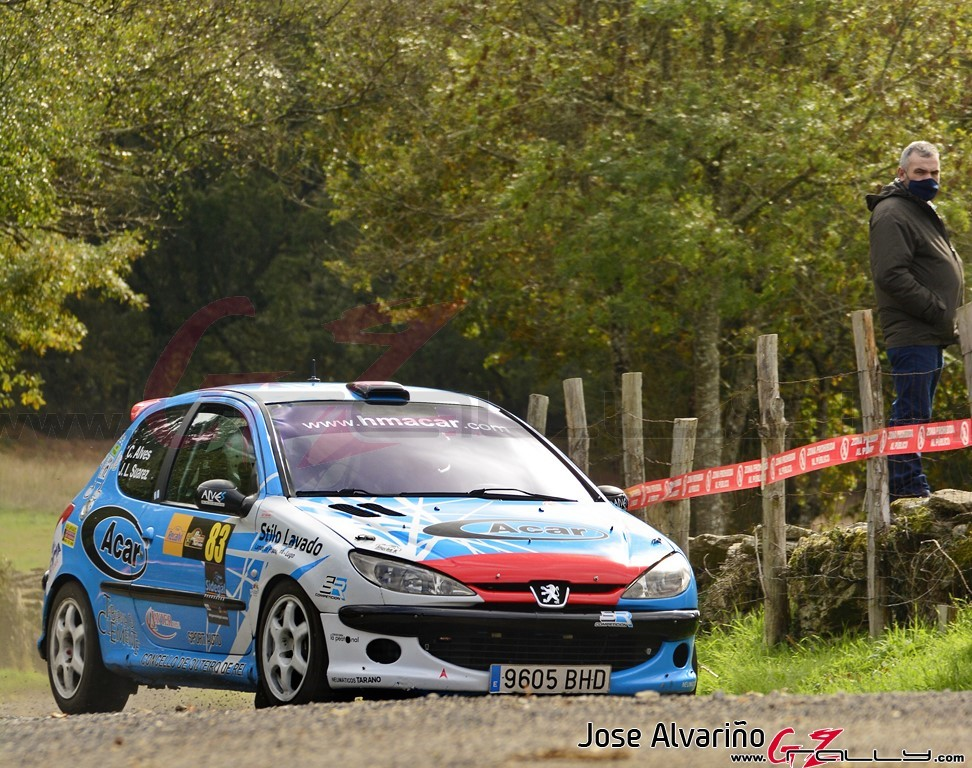 Rally San Froilan 2020 - Jose Alvariño