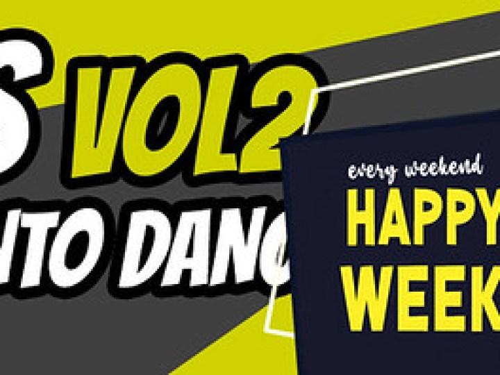 """60L$ MALE UNISEX Dances """"FARIS VOL2"""" NOW HAPPY WEEKEND!"""
