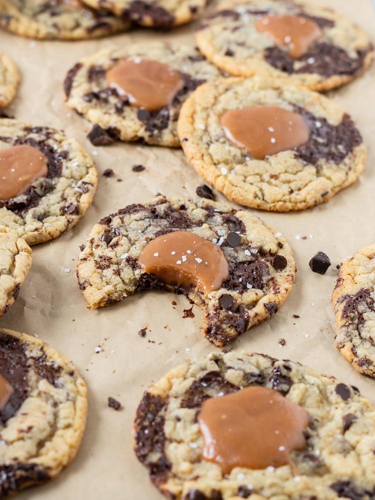 Caramel Chocolate Chip Cookies BLOG (3 of 3)