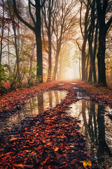 Herbst-Allee