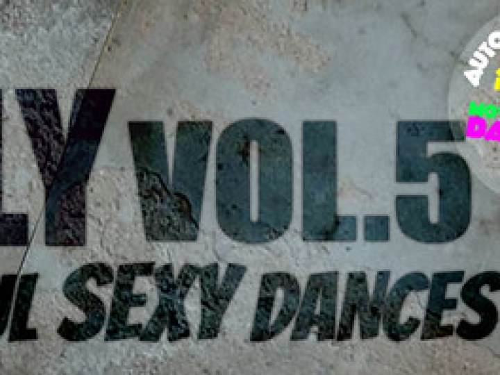 "NEW GIRLS Dances DARK SEXY SOUL from ""SELLY VOL5"" OUT !"