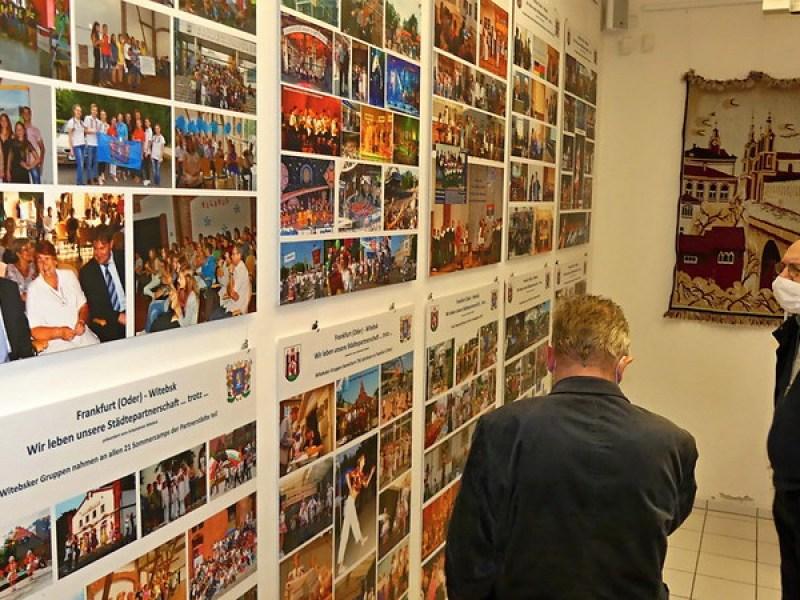 2020-10-28 Ausstellungseröffnung Witebsk