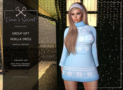 Ema's Secret November Group Gift