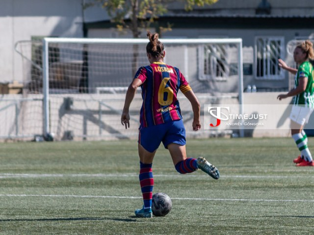 Real Betis Féminas 0-5 FC Barcelona Femení (Jornada 4- Primera Iberdrola- 2020/2021)