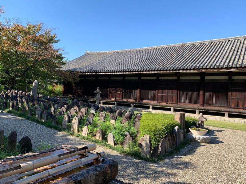 元興寺 地蔵