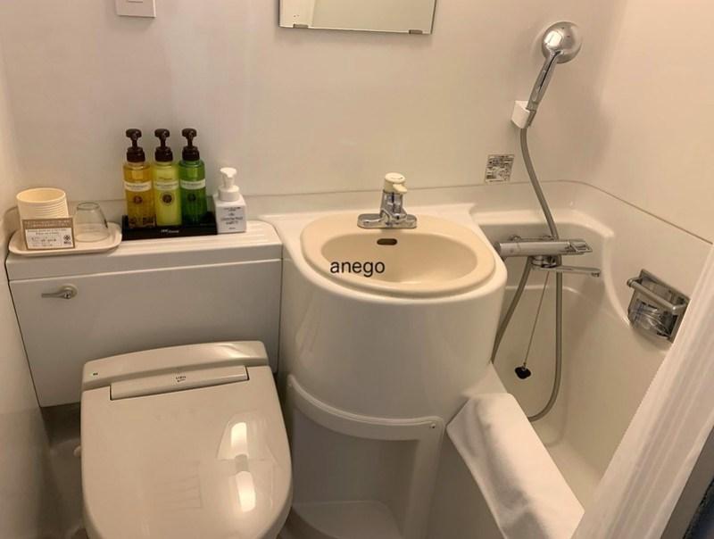 尾花 バスルーム