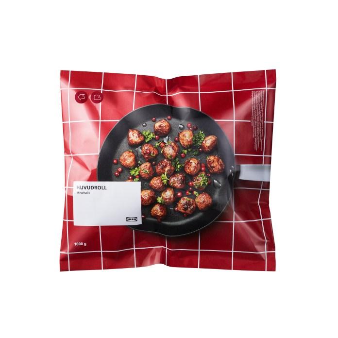 IKEA HUVUDROLL瑞典肉丸