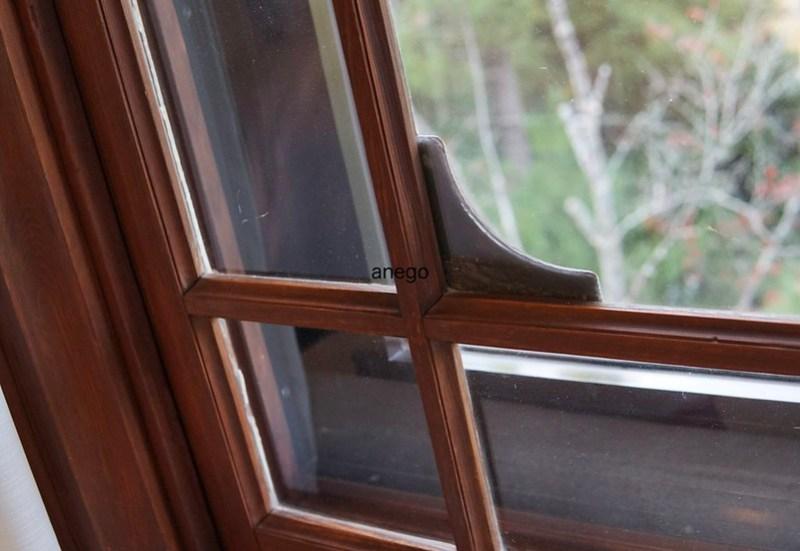 奈良ホテル 窓