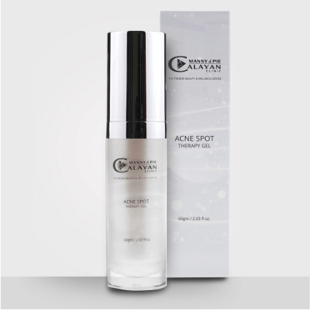 Manny and Pie Calayan Clinic Acne Spot Therapy Gel
