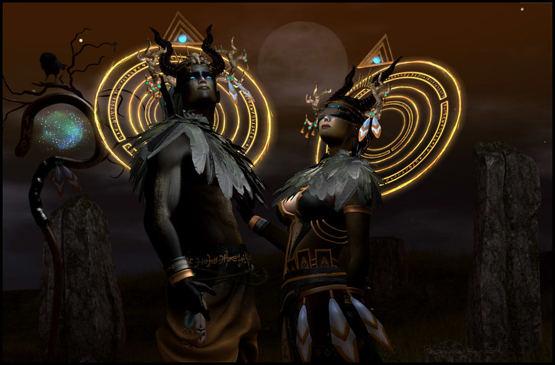 Heathen Gods