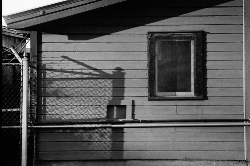 Wall, WIndow, Fence, Shadow