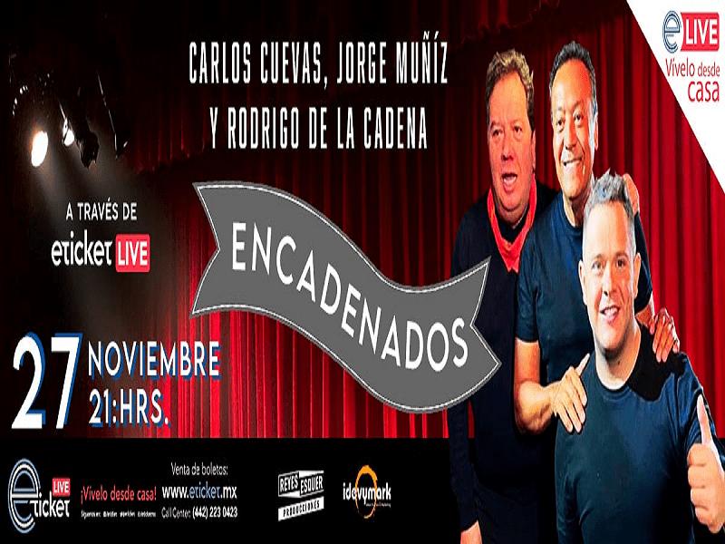 2020.11.27 CARLOS CUEVAS & JORGE MUÑIZ & RODRIGO DE LA CADENA