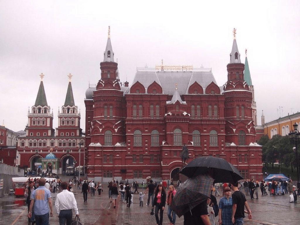 plaza roja de moscu