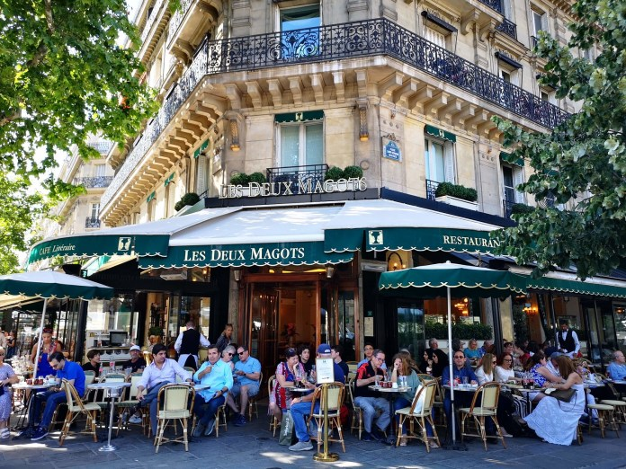 雙叟咖啡館 Les Deux Magots