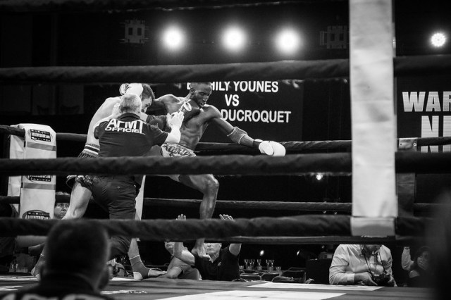 Muay Thai - Warriors Night - Nanterre - 05/05/2018 19h17