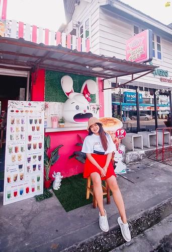 Bunny All Tea - ชาไข่มุกกระต่าย - เมืองภูเก็ต