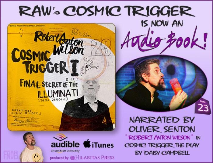 Cosmic Trigger Audio Book
