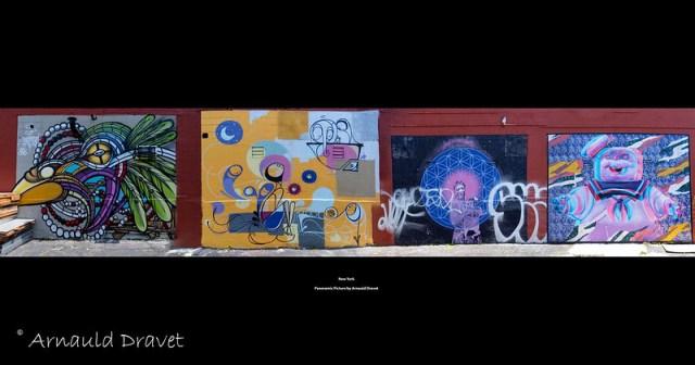 StreetArt @ Brooklyn, NY (Montrose Ave. & Meserole Ave.) - Kings County, New York, États-Unis - 11/05/2018 12h36