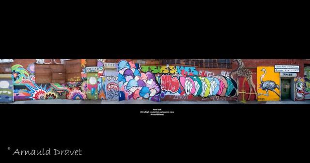 Painting in Brooklyn / Streetart - Kings County, New York, États-Unis - 11/05/2018 12h43