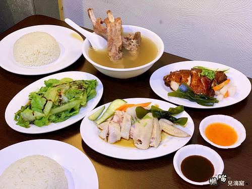 龍虎海南雞飯