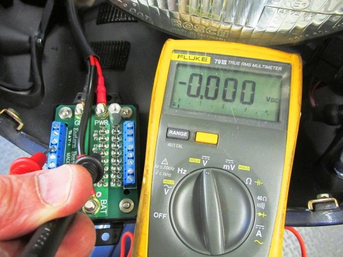 Ignition Off-Switched Circuits Off