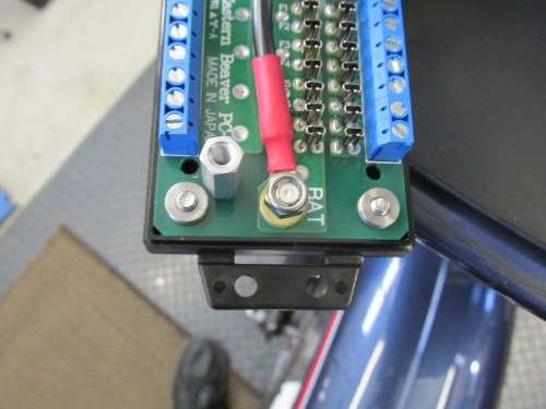 Auxiliary Fuse Circuit Board Non-Switched Circuits Power