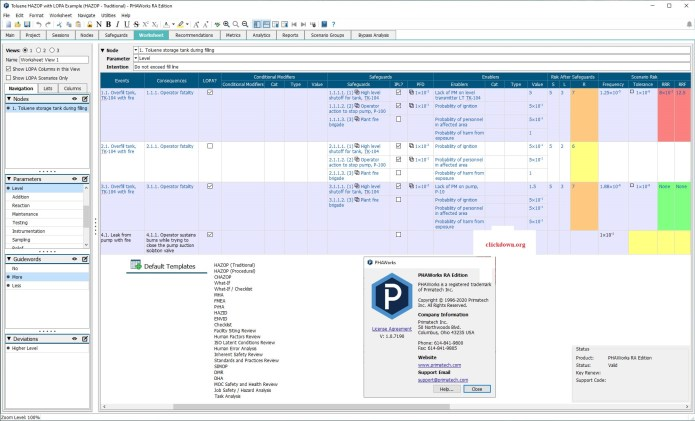 Working with Primatech PHAWorks RA Edition v1.0.7190 full