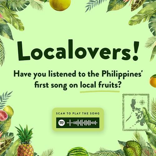 Prutas Pilipinas Locally Philippines