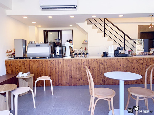 Basement coffee shop
