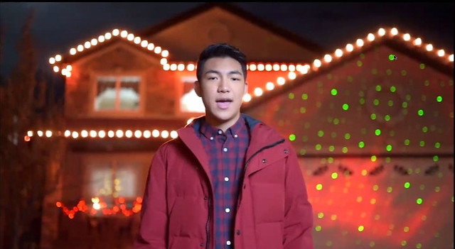 Darren Espanto Believe in Christmas 1