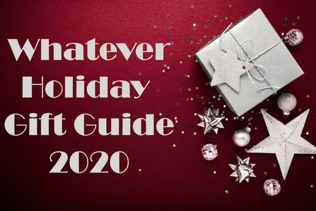 Whatever Holiday Gift Guide 2020: Other Creators