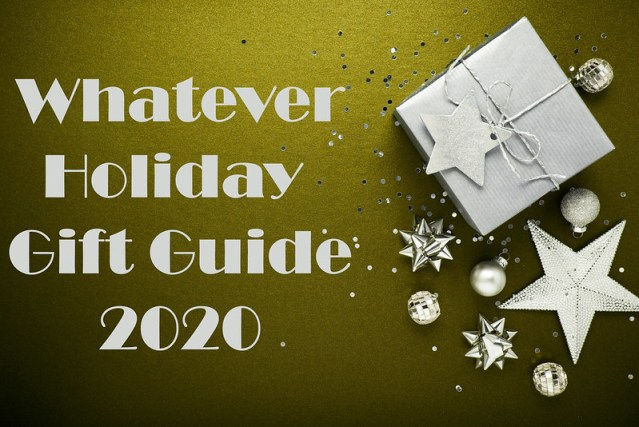 Whatever Holiday Gift Guide 2020: Non-Traditionally Published Books