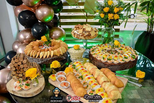Inauguração Dona Flor Beauty Company / Reinauguração Barbearia Tio Bigode