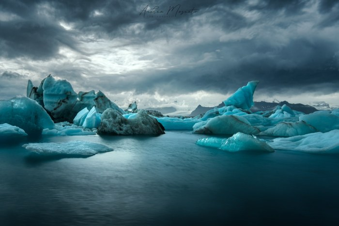 Jökulsárlón Glacier Lagoon (Iceland)