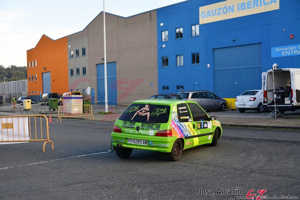 Slalom de Fene 2020 - Jose Alvariño