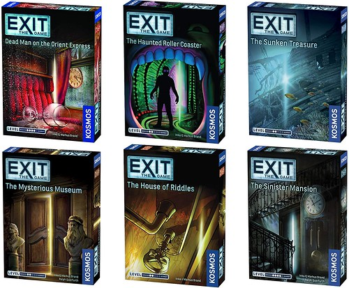 EXIT ~ Holiday Gift Ideas #MySillyLittleGang