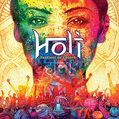 Holi: Festival of Colors #MySillyLittleGang