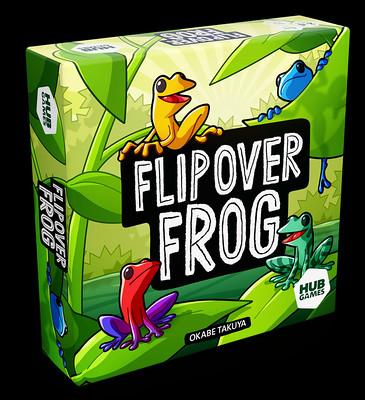 Flip Over Frog #MySillyLittleGang
