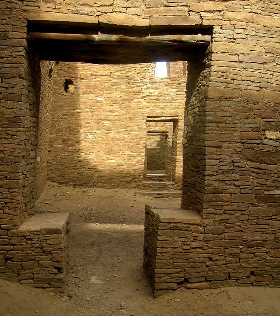 Pueblo Bonito, Chaco Culture National Historic Park by bryandkeith on flickr