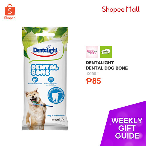 6 - Dentalight Dog Bone