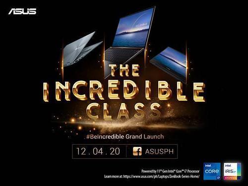 ASUS Be Incredible Launch