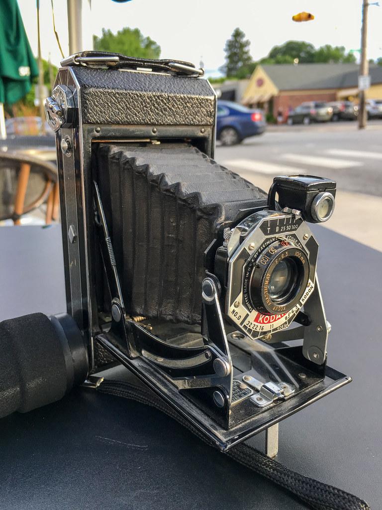 Kodak folder