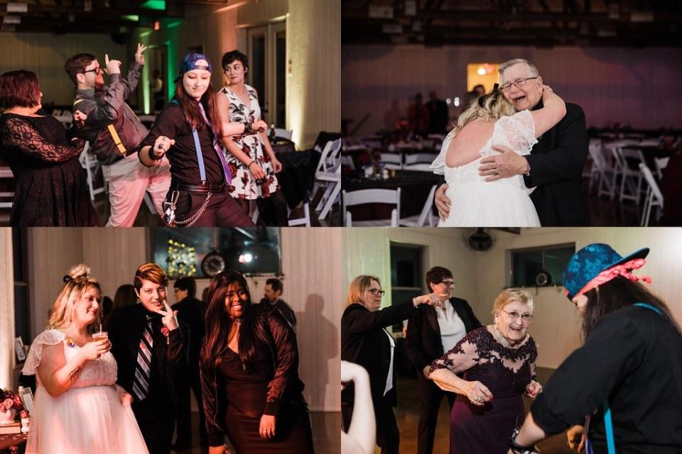 DFW Lesbian Wedding Photographer