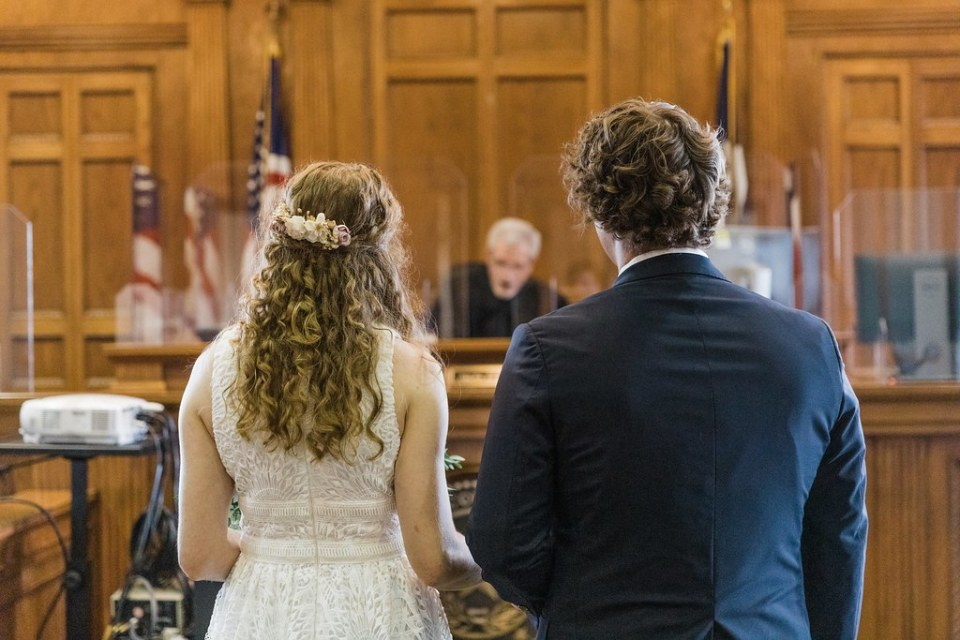 Tarrant County Courthouse Elopement_wedding-19