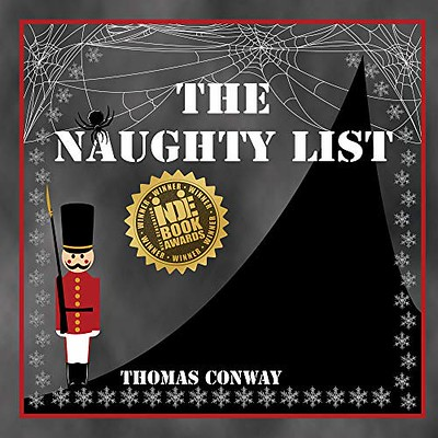 The Naughty List ~ Holiday Gift Idea #childrensbooks #MySillyLittleGang