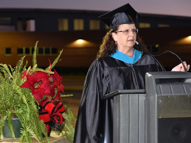 SGTC 2020 Fall Graduation